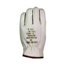 Kunz 999 Leather Protector Gloves