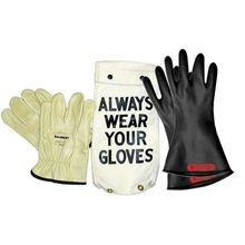 Honeywell Salisbury GK-011B Rubber Insulating Glove Kits