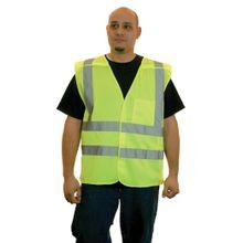 Saf-T-Gard<sup>®</sup> Reflect-A-Gard<sup>®</sup> RG-2005 Class 2 Hi-Viz Breakaway Safety Vest