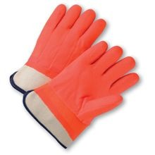 PIP 1017OR PVC-Coated Chemical-Resistant Gloves