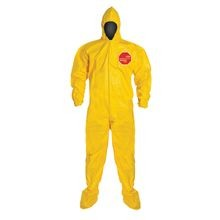 DuPont™ Tychem® 2000 QC-122SYL Coveralls