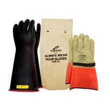Saf-T-Gard<sup>®</sup> Voltgard<sup>®</sup> VGK-216RB Honeywell Salisbury Rubber Insulating Glove Kits