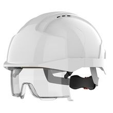PIP JSP<sup>®</sup> 280-EVLV EVO<sup>®</sup> VISTAlens™ Hard Hats with Integrated ANSI Z87.1 Eye Protection