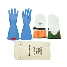 Honeywell Salisbury GK-014BL Rubber Insulating Glove Kits