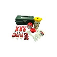 ZING RecycLockout™ ZING-7129 Lockout/Tagout Kit