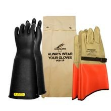 Saf-T-Gard® Voltgard® VGK-218B Honeywell Salisbury Rubber Insulating Glove Kits