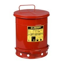 Justrite® 09300 Oily Waste Can