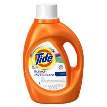 P&G® Tide® Liquid with BLEACH 92 oz Bottles (87546)