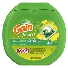 P&G® Gain® Flings Detergent (86792)