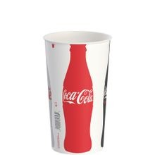 Dart® Solo® Coke® 44 oz Poly Lined Cup (TPH445-105820)