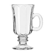Libbey® Optic Irish 8.25 oz Glass Coffee Mug (5294)