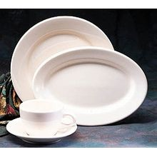 World Tableware® Princess White™ Rolled Edge 9