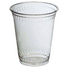 Fabri-Kal® Greenware™ Clear 7 oz Plastic Cold Cups (GC7)