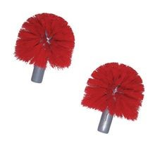 Unger® Red Toilet Brush Replacement Heads (BBRHR)