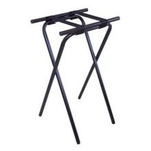 Deluxe Steel Tray Stand Black (1053Bl-1)