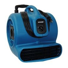XPOWER® Mobile Air Mover 3/4 HP (P-800)