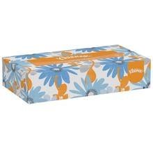 Kimberly Clark® Kleenex® Flat Box Facial Tissue (21400)