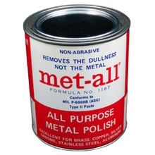 Met All Metal Polish 32 oz