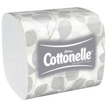 Kimberly Clark® Cottonelle® Hygienic 2 Ply Bathroom Tissue (48280)