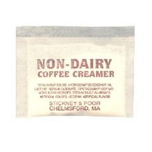 Coffee Creamer Non Dairy Packet