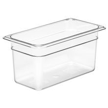 Cambro® Camwear™ Cold Food 1/3 Size Pan 6