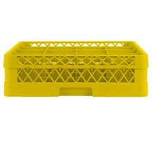 Vollrath® Traex® 16 Compartment Yellow Glass Rack (TR8D-08)