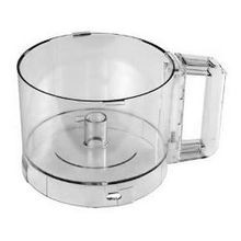 Robot Coupe® Clear 3 Quart Cutter Bowl for Robot Coupe® R2N Series Food Processors- Bowl Only (112203-S)