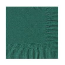 Lapaco® Hunter Green Beverage Napkin (501-119)
