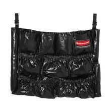 Rubbermaid Commercial® Executive Brute® Black Caddy Bag (1867533)