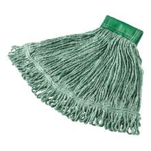 Rubbermaid Commercial® Green Super Stitch Mop Medium (D252)