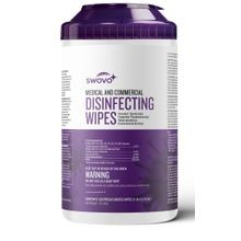 Swovo® Medical and Commercial Disinfecting Wipes (13945)