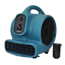XPOWER® Freshen Aire 1/5 HP Scented Air Mover with Ionizer