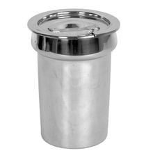 Stainless Steel 7 QT Vegetable Inset