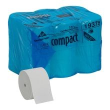 GP PRO® Compact® Coreless High Capacity 2 Ply Bathroom Tissue (19378)