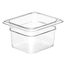 Cambro® Camwear™ Cold Food 1/6 Pan 4