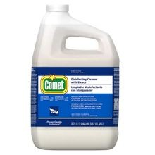 P&G® Comet® Liquid Disinfecting Cleaner with BLEACH Gallons (24651)