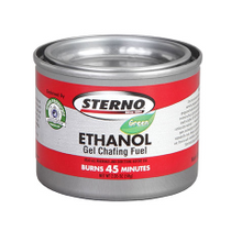 Sterno® Green 45 Minute Ethanol Gel Chafing Fuel Can (20106)