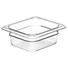 Cambro® Camwear™ Cold Food 1/6 Pan 2.5