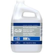 P&G® Pro Line™ #26 Dry Foaming Carpet Cleaner Gallons (60329)
