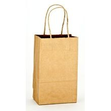 Duro Bag® Gem Kraft Paper Twist Handle 5.25