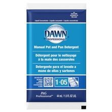 P&G® Dawn® Original Liquid Dishwashing Detergent - 1 1/2 oz Portion Pack Size