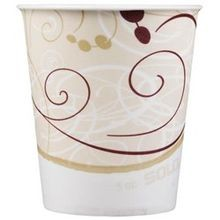 DART® Solo® Symphony™ Design 5 oz Waxed Cold Cup (R53)