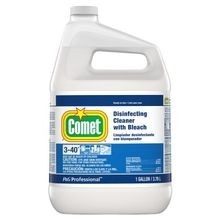 P&G® Pro Line® Comet® Cleaner WITH BLEACH - Gallons (30250)