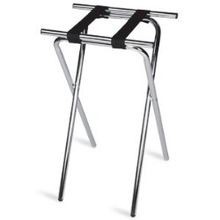 Deluxe Tray Stand Chrome (1053C-1)