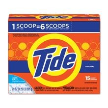 P&G® Tide® Laundry Detergent 20 oz Box (81224)