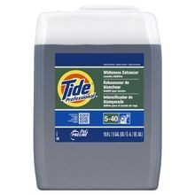 P&G® Pro Line® Tide® Whiteness Enhancer 5 Gallons (48148)