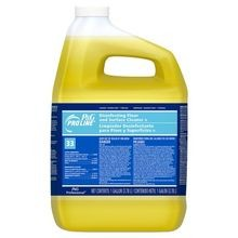 P&G® Pro Line® #33 Disinfecting Floor Cleaner - Gallon  (2039)