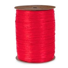 Imperial Red Wraphia 100 Yards