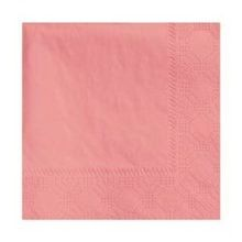 Hoffmaster® Dusty Rose Beverage Napkin (180325)