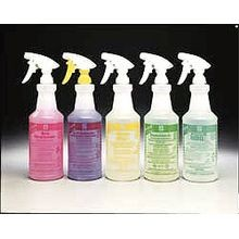 Spartan™ COTG® #106 GS High Dilution Disinfectant 256 EMPTY QT BOTTLE with Trigger Sprayer